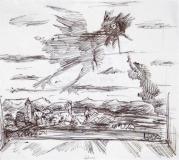 R_Nuvola gallo paesaggio